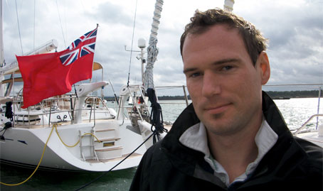 Alan Price yacht and power boat surveyor