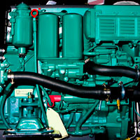 yacht and powerboat engine repairs