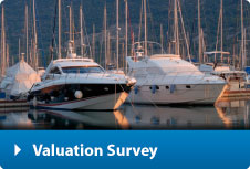 boat valuation survey button